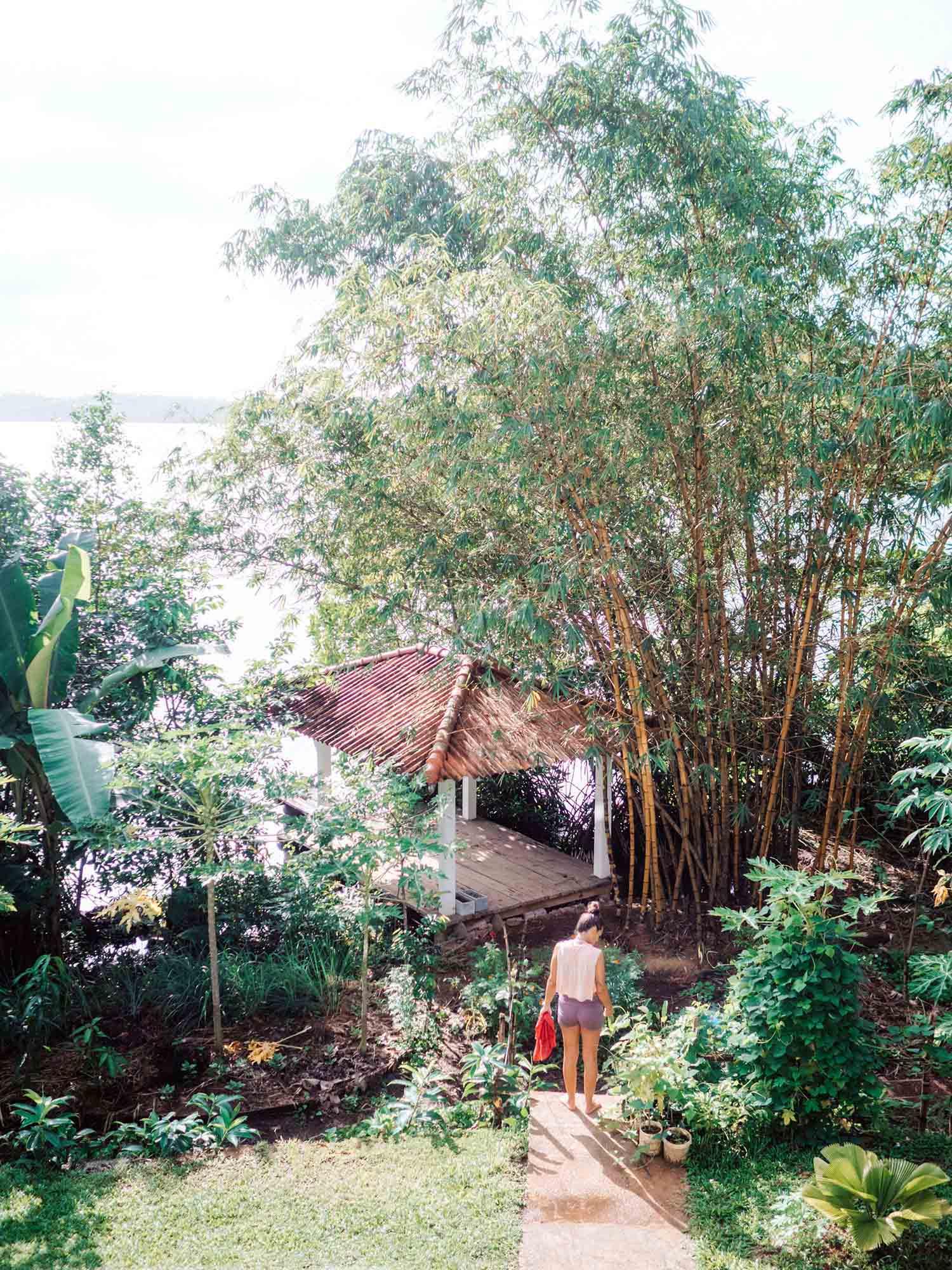 Lanka Yoga - Yoga School and Retreat Center, Koggala Lake, Sri Lanka